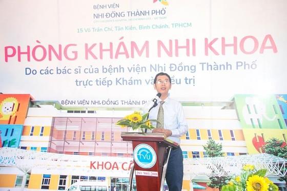 Bệnh viện Nhi đồng Thành phố mở phòng khám Nhi tại Trà Vinh ảnh 2