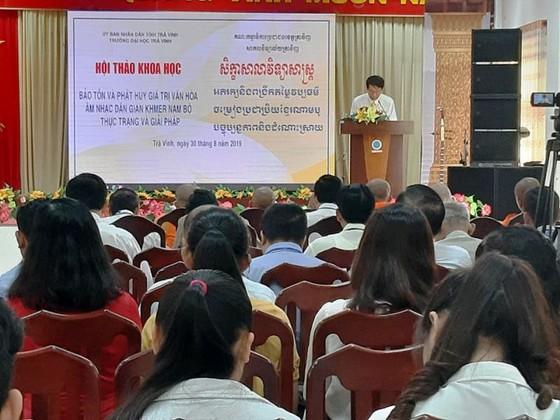 Bảo tồn và phát huy giá trị văn hóa âm nhạc Khmer Nam bộ  ảnh 1