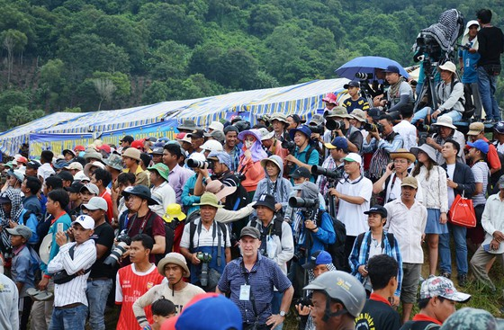 Hàng chục ngàn người xem đua bò Bảy Núi An Giang 2019 ảnh 5