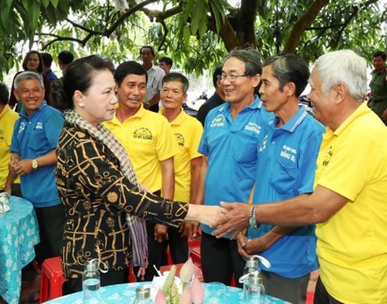 Hơn 4.770 người tham gia Hội quán nông dân ở Đồng Tháp ảnh 1