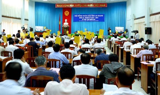Ông Lê Văn Phước giữ chức Phó Chủ tịch UBND tỉnh An Giang ảnh 1