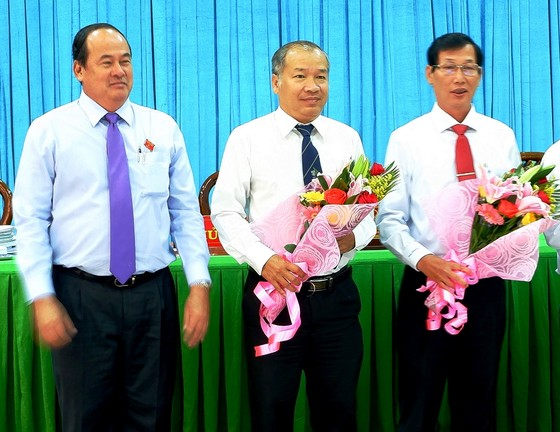 Ông Lê Văn Phước giữ chức Phó Chủ tịch UBND tỉnh An Giang ảnh 2