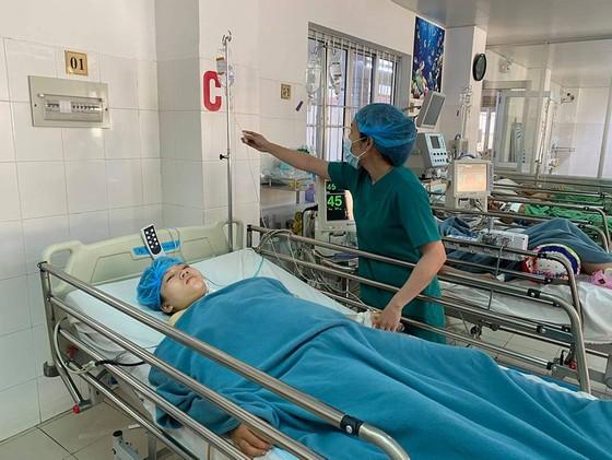 Phẫu thuật thành công sản phụ rối loạn nhịp tim mức độ nặng ảnh 1