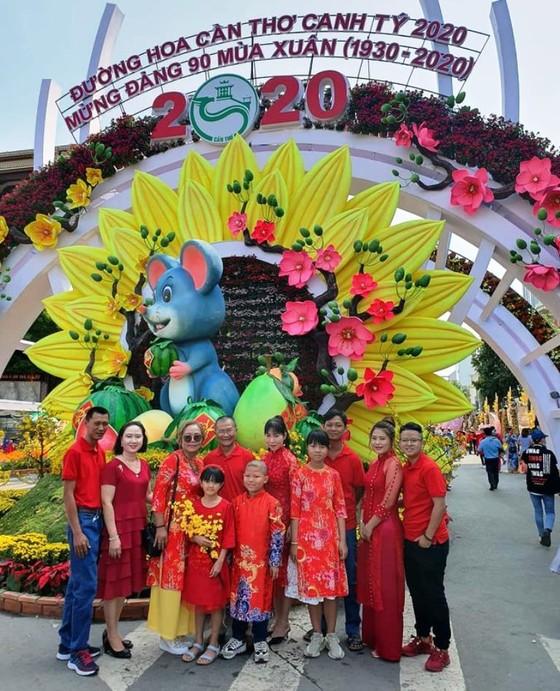 Hơn 813.000 lượt du khách đến Cần Thơ trong dịp Tết Canh Tý ảnh 2