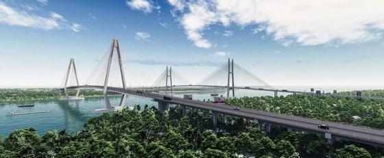 Ngày mai 27-2 khởi công dự án cầu Mỹ Thuận 2 với kinh phí hơn 5.000 tỷ đồng  ảnh 1
