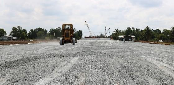 Cao tốc Trung Lương – Mỹ Thuận hoàn thành hơn 40% khối lượng  ảnh 1