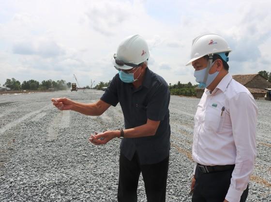 Cao tốc Trung Lương – Mỹ Thuận hoàn thành hơn 40% khối lượng  ảnh 3