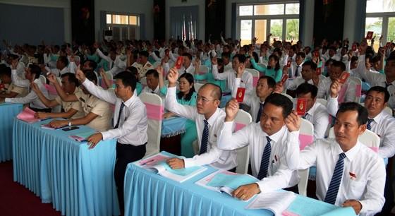 Kiên Giang: Đại hội điểm cấp huyện bầu trực tiếp bí thư ảnh 2