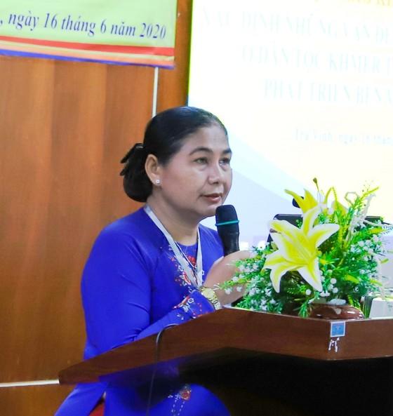Tìm giải pháp phát triển bền vững cộng đồng Khmer Nam bộ  ảnh 2
