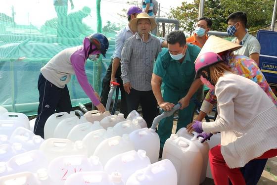 Hơn 58.000ha lúa ở ĐBSCL bị thiệt hại do hạn mặn ảnh 4