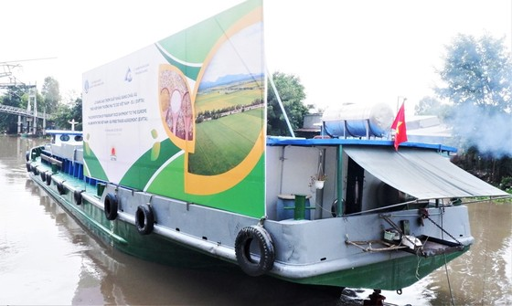 Xuất khẩu lô gạo thơm đầu tiên ở An Giang sang châu Âu theo Hiệp định EVFTA ảnh 3