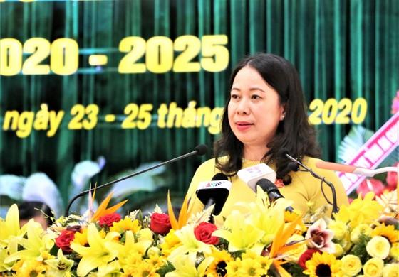 Trưởng Ban Tuyên giáo Trung ương Võ Văn Thưởng chỉ đạo Đại hội Đảng bộ tỉnh An Giang ảnh 2