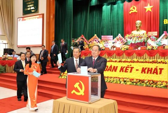 Đồng chí Võ Thị Ánh Xuân tái đắc cử Bí thư Tỉnh ủy An Giang ảnh 1