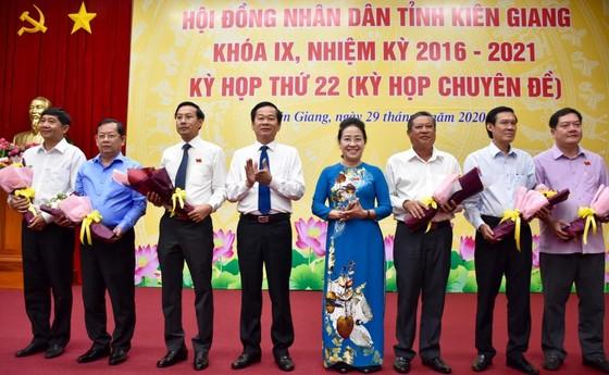 Ông Nguyễn Thanh Nhàn giữ chức Phó Chủ tịch UBND tỉnh Kiên Giang ảnh 1