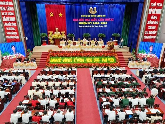 Khai mạc Đại hội đại biểu Đảng bộ tỉnh Long An lần thứ XI ảnh 1