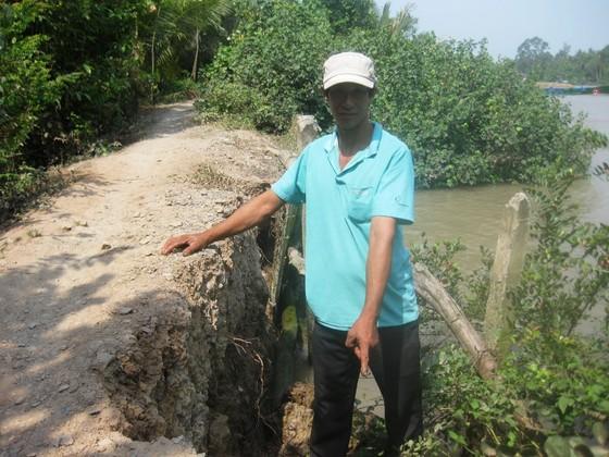 Mực nước đầu nguồn sông Cửu Long lên nhanh  ảnh 1