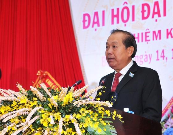 Phó Thủ tướng Thường trực Trương Hòa Bình yêu cầu Bến Tre thực hiện 3 đột phá chiến lược ảnh 1