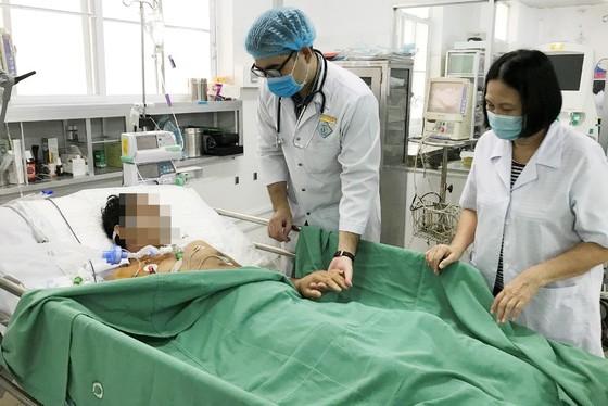 Cứu sống bệnh nhân bị ngưng tim tới 90 phút  ảnh 1