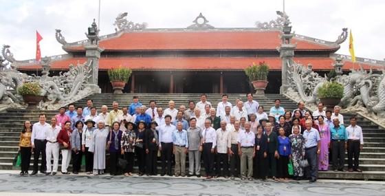 Kỷ niệm 50 năm Ngày thành lập Phân ban Tỉnh ủy Vĩnh Long  ảnh 1