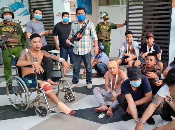 Hỗn chiến ở An Giang, nhiều người bị thương  ảnh 1