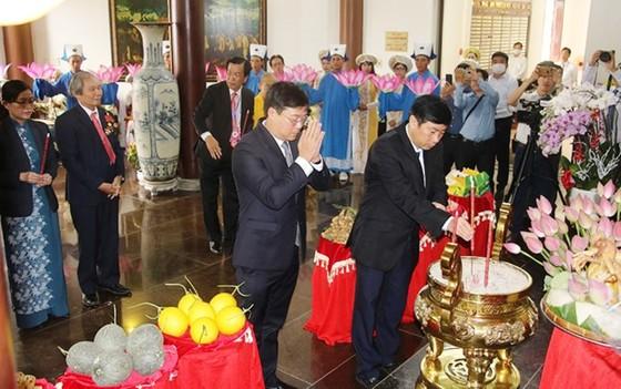 Long trọng tổ chức lễ giỗ lần thứ 91 của cụ Phó bảng Nguyễn Sinh Sắc ảnh 1