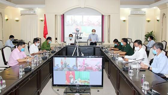 Đồng Tháp họp khẩn về trường hợp dương tính với SARS-CoV-2 nhập cảnh trái phép từ Campuchia  ảnh 1
