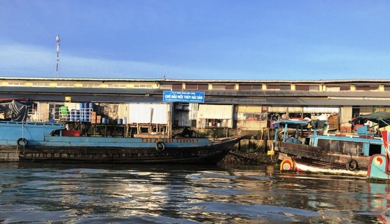 Bị phạt 370 triệu đồng vì xả thải trái phép tại chợ đầu mối thủy hải sản ảnh 1