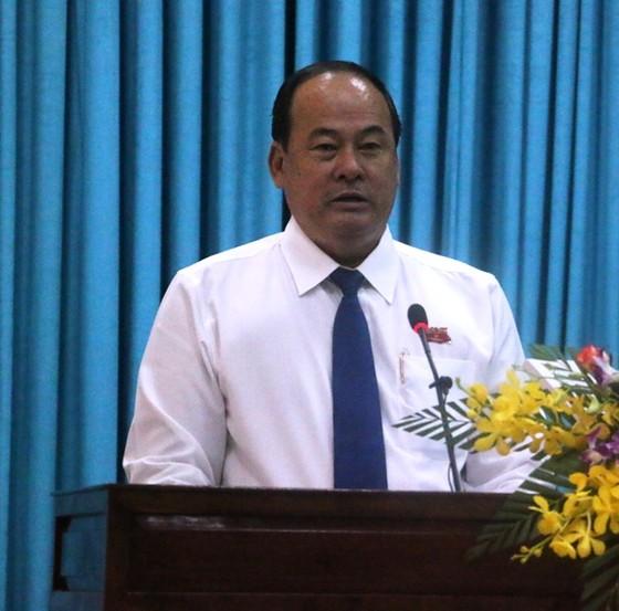 Ông Nguyễn Thanh Bình tái đắc cử Chủ tịch UBND tỉnh An Giang ảnh 1