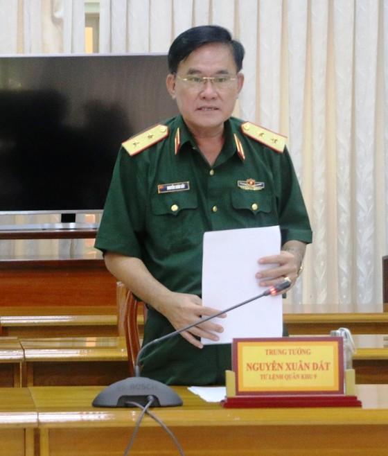 Quân khu 9 hỗ trợ An Giang thu hoạch, vận chuyển nông sản  ảnh 3