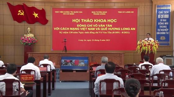 Đồng chí Võ Văn Tần -  người chiến sĩ cộng sản kiên cường, mẫu mực ảnh 1