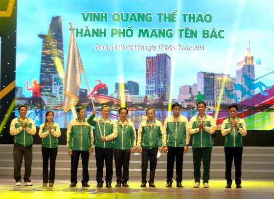 Đại hội TDTT TPHCM lần 8-2018: Quận 1 dẫn đầu toàn đoàn ảnh 2