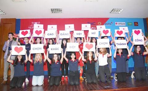 CĐ Việt Mỹ 100% SV tốt nghiệp được hỗ trợ việc làm ảnh 1