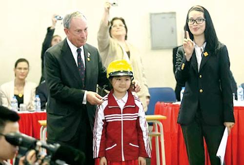 Michael Bloomberg - Tỷ phú 4B ảnh 1