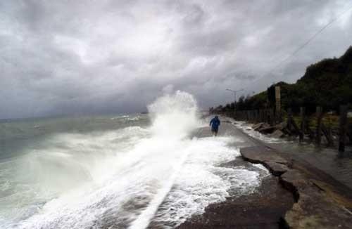 Sẽ có bão mạnh trên biển ảnh 1