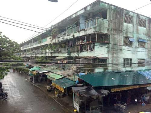 Bí mật ở các chung cư cũ nhất Sài Gòn ảnh 1