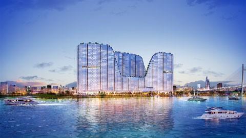 Chỉ từ 16 triệu đồng/tháng, sở hữu căn hộ River City TT Q7 ảnh 1