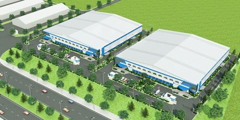 Khởi công khu nhà xưởng xây sẵn tại VSIP Nghệ An ảnh 1