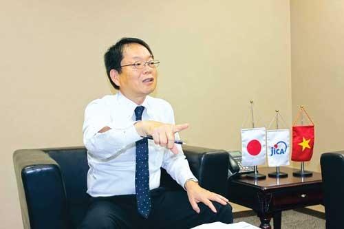 ODA Nhật Bản góp phần giảm sức ép nợ công ảnh 1