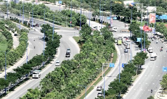 BRT không ảnh hưởng tiêu cực giao thông TPHCM ảnh 1