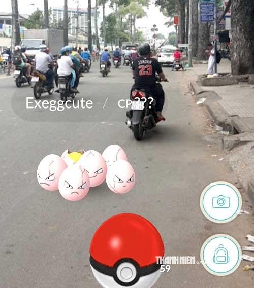 Săn quái thú Pokémon Go 'tấn công' giới trẻ Việt ảnh 1