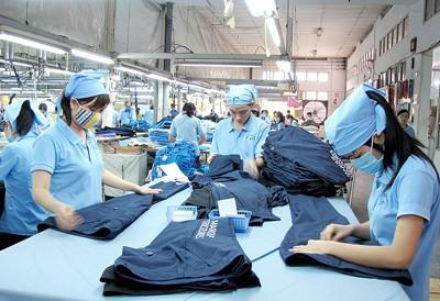 Xuất khẩu dệt may gặp khó ở thị trường Anh, EU ảnh 1