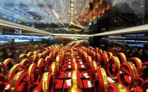Đà tăng giá vàng đã giảm tốc ảnh 1