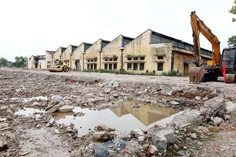 Nhà máy dệt lớn nhất Đông Dương một thời bị dỡ bỏ ảnh 4