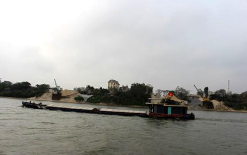 Không thể phó mặc sông Hồng cho DN làm dự án ảnh 1