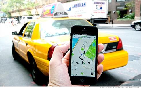Thu thuế Uber tiếp tục rơi bế tắc ảnh 1