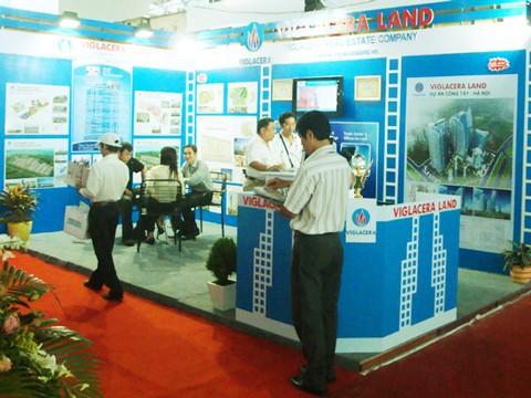 360 DN tham gia triển lãm VNREA EXPO Hà Nội ảnh 1
