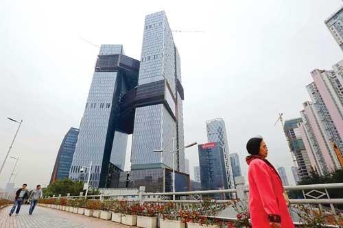 Tham vọng đô thị hóa Trung Quốc ảnh 1