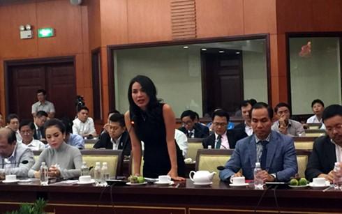 Chủ tịch TPHCM đối thoại về khởi nghiệp ảnh 1