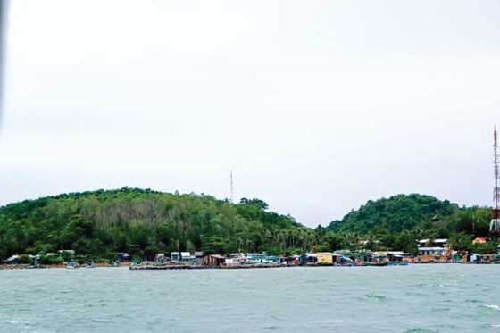 Đảo Hải Tặc yên bình ảnh 3
