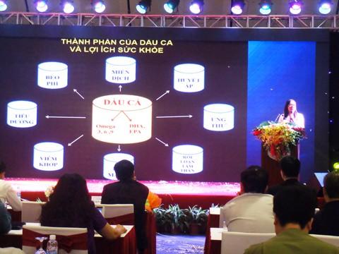 Thương hiệu Việt cho sức khỏe mọi người ảnh 1